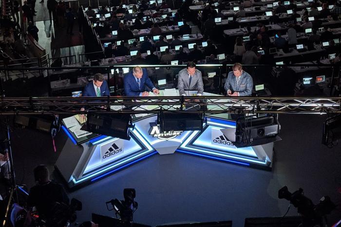 Le plafond salarial de la NHL augmentera pour la saison 2022-2023