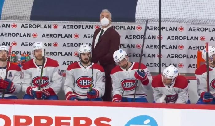 Alignement Canadiens
