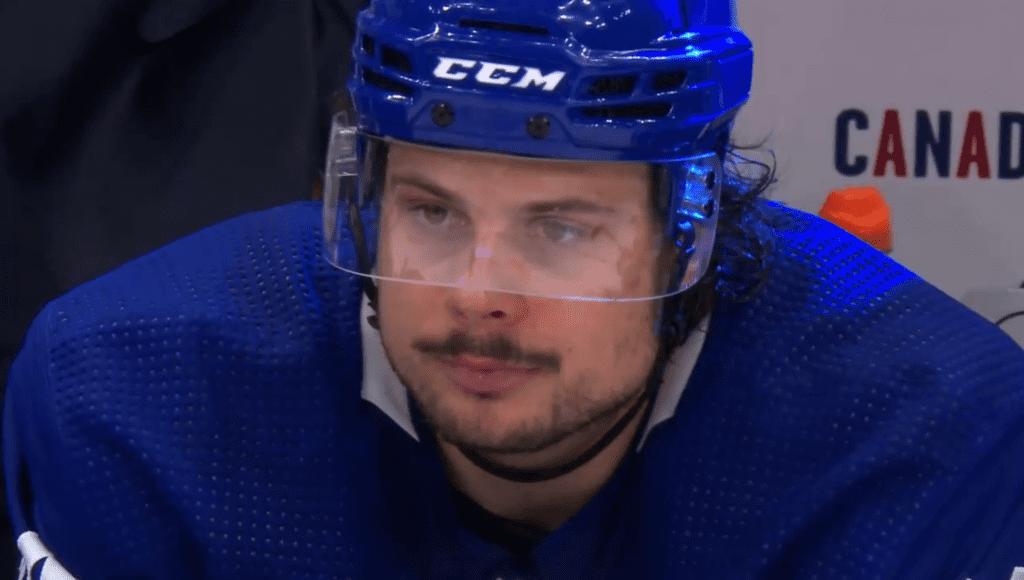 Auston Matthews Rumeurs InStat Hockey
