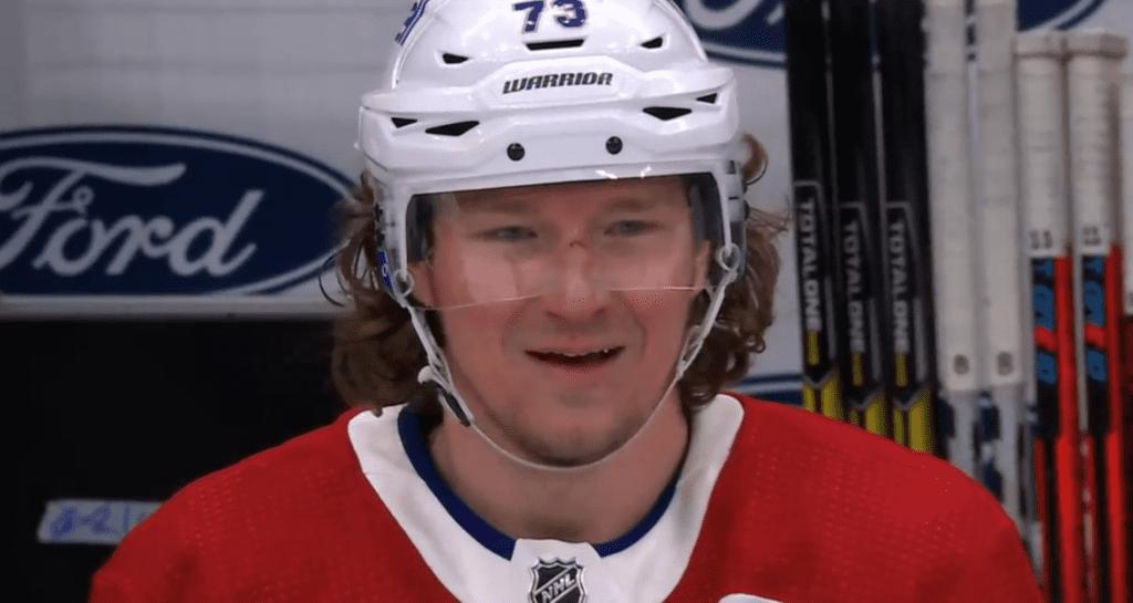 Tyler Toffoli - Instat Hockey - Pool de hockey