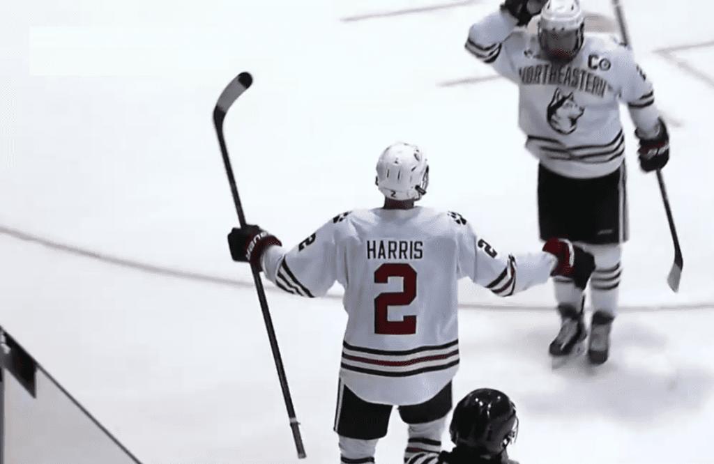 Jordan Harris - Canadiens - InStat Hockey