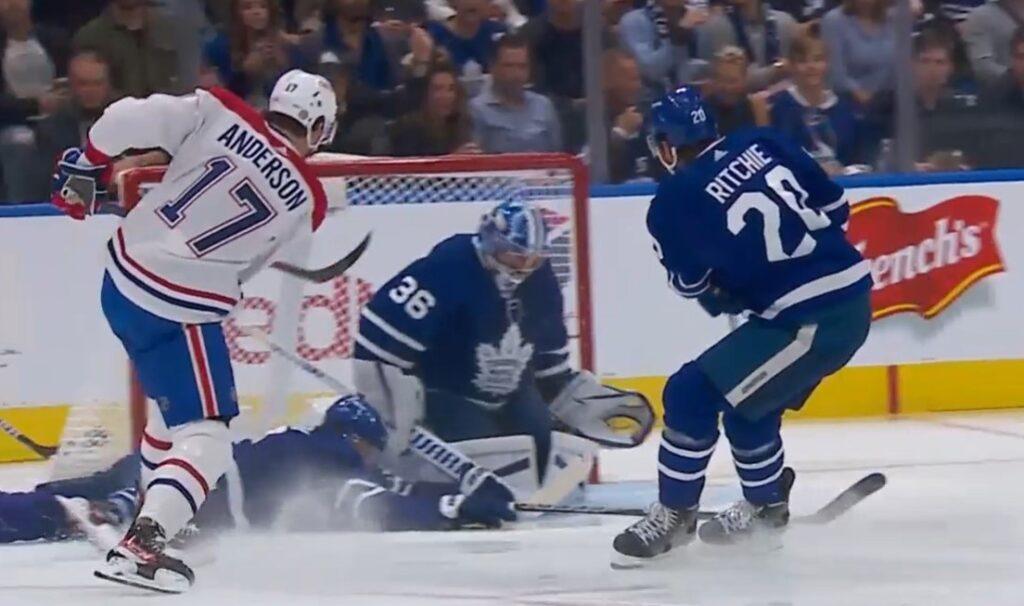 Canadiens et Leafs: bons derniers dans une statistique bien spécifique