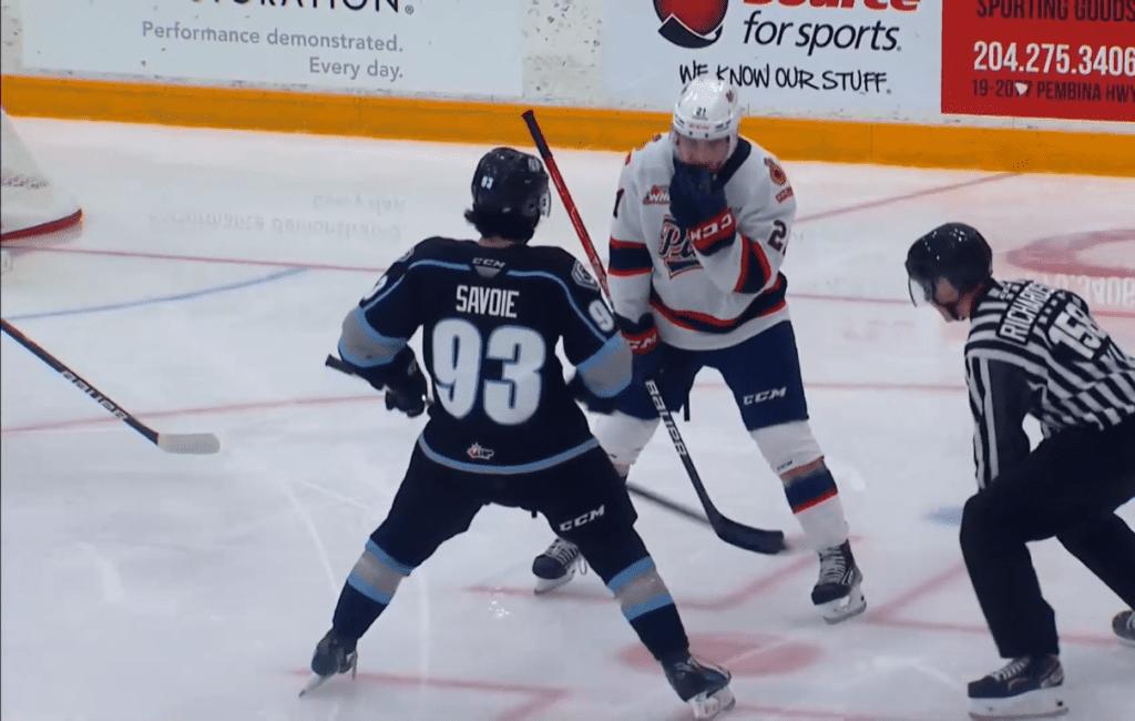 Matthew Savoie - InStat Hockey