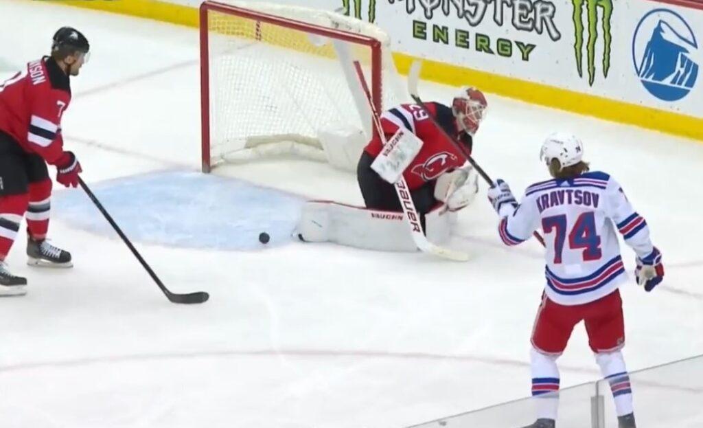 Rumeurs NHL | Vitali Kravtsov prendra-t-il le chemin de Chicago ?
